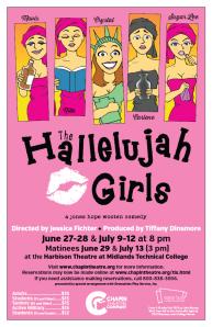hallelujah girls