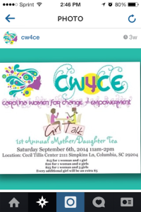 cw4ce tea